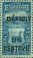 [Postage Due of 1874 & Postage Stamps of 1899 Surcharged & Overprinted, Typ N1]