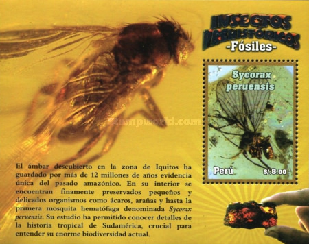 [Pre-Historical Insects, Typ ]