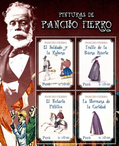 [Paintings by Pancho Fierro, 1810-1879, Typ ]