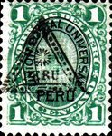 [No. 42-44 Overprinted, type AG1]