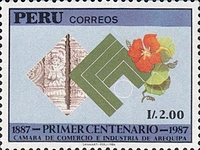 [The 100th Anniversary of Arequipa Chamber of Commerce and Industry, Typ AGV]