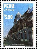 [The 450th Anniversary of Lima, Typ AHD]