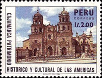 [Cajamarca, American Historical and Cultural Site, type AHF]