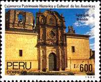 [Cajamarca, American Historical and Cultural Site, type AIV]