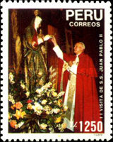 [The 2nd Visit of Pope John Paul II, Typ AJC]