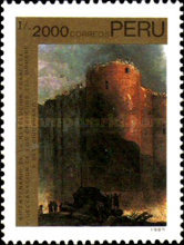 [The 200th Anniversary of French Revolution - Paintings, type AJM]
