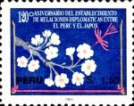 [The 120th Anniversary of Diplomatic Relations and Peace, Friendship, Commerce and Navigation Treaty with Japan, type ALK]
