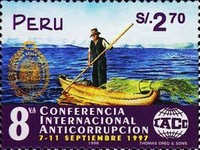 [The 8th International Anti-corruption Conference, Lima, Typ APG]