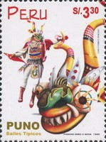 """[""""Puno"""" Traditional Dance, type ARR]"""