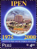 [The 25th Anniversary of Peruvian Institute of Nuclear Energy, I.P.E.N., type ATI]