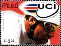 [The 100th Anniversary of International Cycling Union, type ATY]