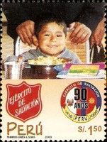 [The 90th Anniversary of Peruvian Salvation Army, type AUQ]
