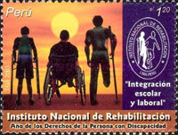 [National Institute of Rehabilitation - Year of the Rights for the Disabled, Typ AYL]
