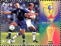[Football World Cup - Japan and South Korea, 2002, Typ AZU]