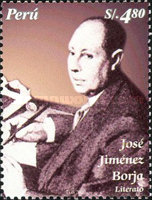[The 4th Anniversary of the Death of Jose Jimenez Borja, Writer, 1908-2000, Typ AZW]