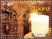 [Pisco Sour National Drink, Typ AZX]