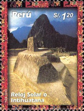 [World Heritage Site - Machu Picchu, Typ BAV]