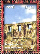 [World Heritage Site - Machu Picchu, Typ BAW]