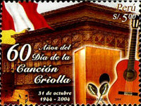 [The 60th Anniversary of Cancion Criolla Day, Typ BCD]