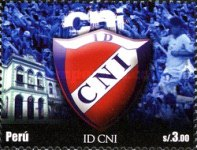 [Football Clubs of Peru - Colegio Nacional Iquitos, type BWI]