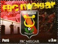 [Football Clubs of Peru - Melgar, type BWM]