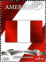 [America UPAEP - National Symbols, type BWN]