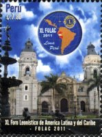 [The 40th Lions Forum for Latin America and the Caribbean, type BWW]