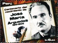 [The 100th Anniversary of the Birth of Jose Maria Arguedas, 1911-1969, type BWY]