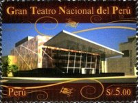 [Great National Theatre of Peru, type BXO]