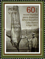 [Alfred Glassel - The 60th Anniversary of the Sport Fishing World Record, type CBM]