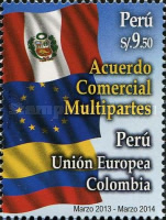 [Commercial Agreement - Colombia, European Union and Peru, type CDN]