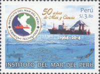 [The 50th Anniversary of the Sea Institute, type CDP]