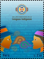 [International Year (2019) of Indigenous Languages, type CMG]