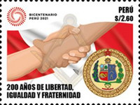 [The 200th Anniversary of Freedom, Equality, and Fraternity, Typ CMY]
