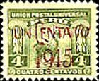 [Issues of 1896, 1905 and 1907 Overprinted