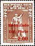 [Various Stamps Surcharged, Typ EQ1]