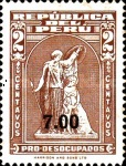 [Various Stamps Surcharged, Typ EQ8]