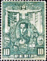 [The 100th Anniversary of the Death of Simon Bolivar, 1783-1830, type EV2]