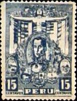 [The 100th Anniversary of the Death of Simon Bolivar, 1783-1830, Typ EV3]