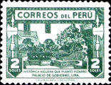 """[Various Stamps with Imprint """"Columbian Bank Note Co."""", type IC1]"""