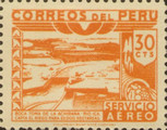 """[Airmail - Various Stamps with Imprint """"Columbian Bank Note Co."""", type IJ1]"""