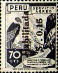 """[Airmail - Issues of 1938 Overprinted """"Habilitada S/o."""" and Surcharged, type IL2]"""