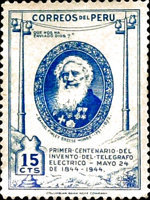 [The 100th Anniversary of Invention of Telegraphy, type JF]