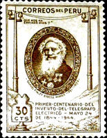 [The 100th Anniversary of Invention of Telegraphy, Typ JF1]