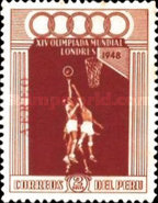 [Airmail - Olympic Games - London, England, Typ JM]