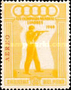 [Airmail - Olympic Games - London, England, type JO]