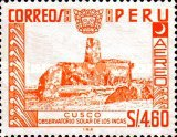 [Airmail - Personalities, Nature and Culture of Peru, type LC3]
