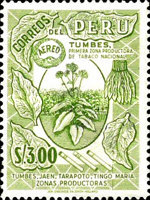 [Airmail - Personalities, Nature and Culture of Peru, type LD1]