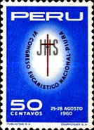 [The 6th National Eucharistic Congress, Piura, type MM]