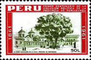 [The 100th Anniversary of Pomabamba, type NB]
